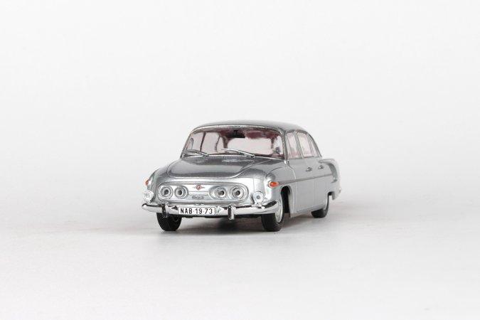 Abrex Tatra 603 (1969) - Stříbrná metalíza