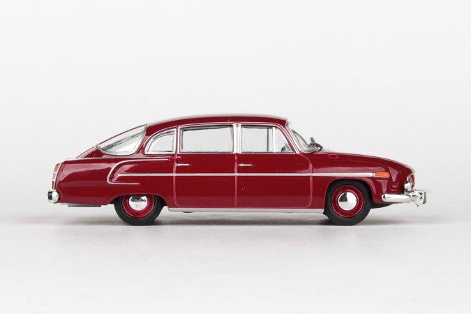 Abrex Tatra 603 (1969) - Červená tmavá