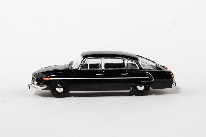 Abrex Tatra 603 (1969) - Černá