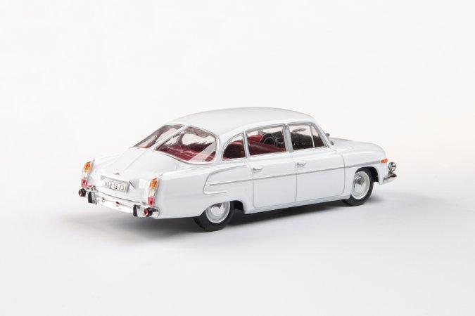 Abrex Tatra 603 (1969) - Bílá