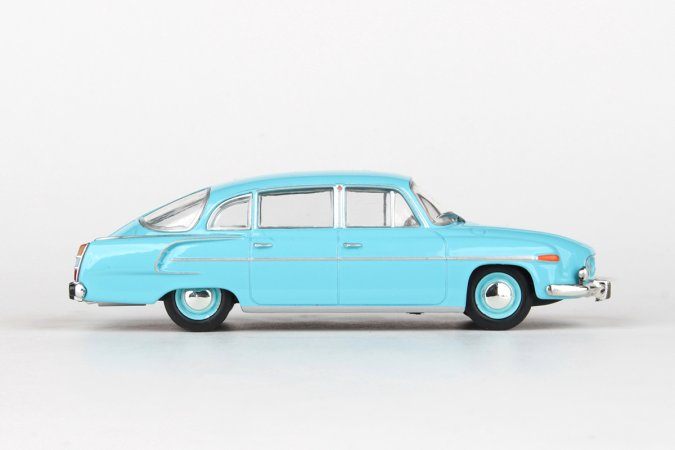 Abrex Tatra 603 (1969) - Modrá světlá