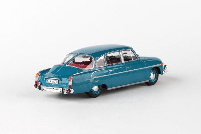 Abrex Tatra 603 (1969) - Modrá metalíza
