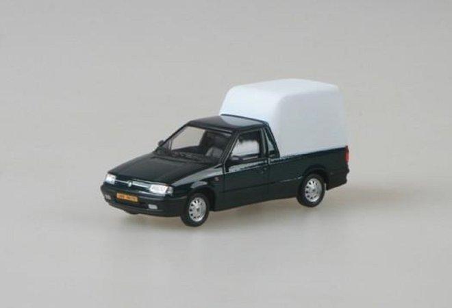 Abrex Škoda Felicia Pickup (1996) - Zelená tmavá metalíza