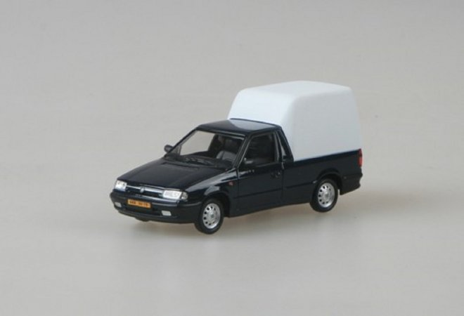 Abrex Škoda Felicia Pickup (1996) - Modrá královská