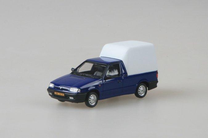 Abrex Škoda Felicia Pickup (1996) - Modrá Iris