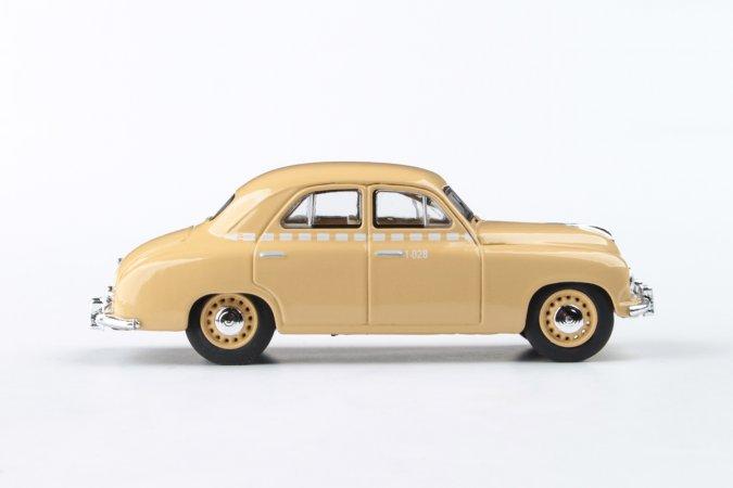 Abrex Škoda 1201 (1956) - Taxi