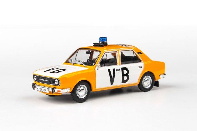 Abrex Škoda 105 L (1977) - Veřejná Bezpečnost