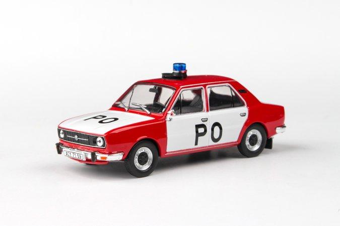Abrex Škoda 105 L (1977) - Požární Ochrana