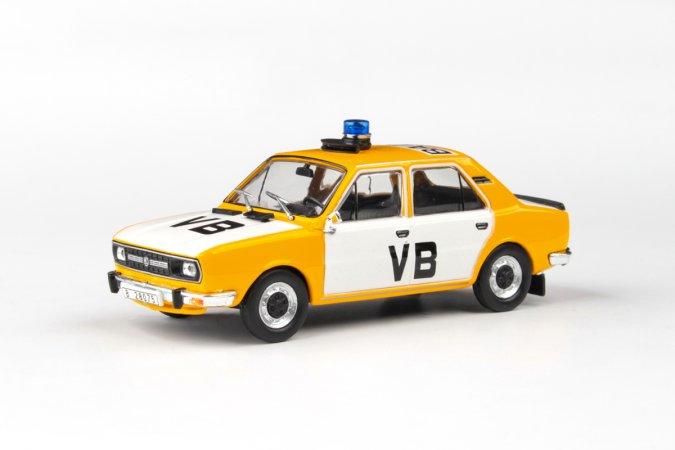 Abrex Škoda 120 L (1982) - Veřejná Bezpečnost