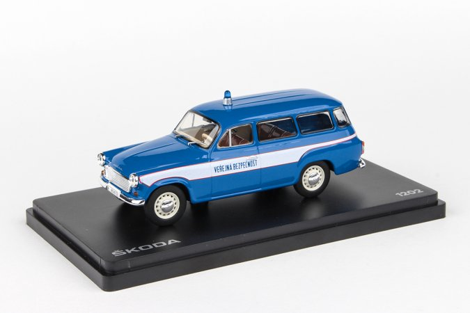 Abrex Škoda 1202 (1964) - Veřejná Bezpečnost