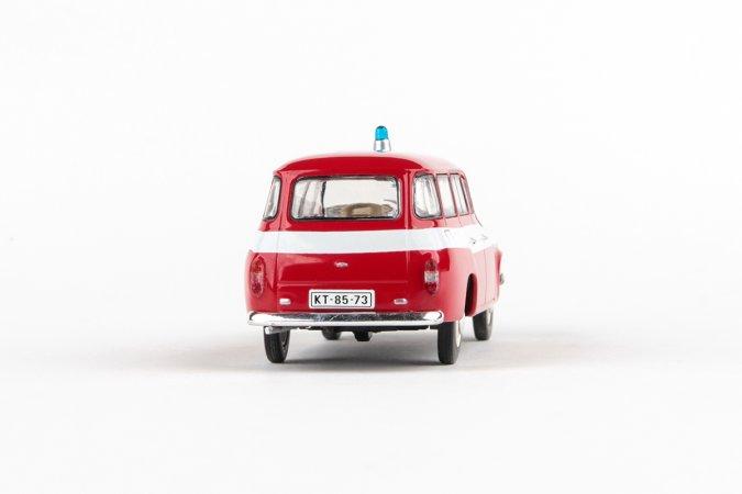 Abrex Škoda 1202 (1964) - Požární Ochrana