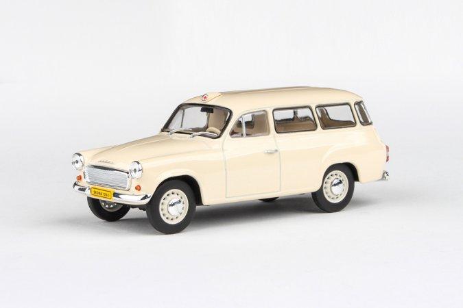Abrex Škoda 1202 (1964) - Sanitka