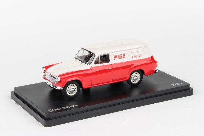 Abrex Škoda 1202 Dodávka (1965) - Maso Uzeniny