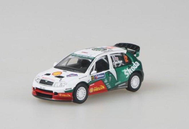 Abrex Škoda Fabia WRC (2005) - Telstra Rallye Australia 2005 - 12 McRae - Grist