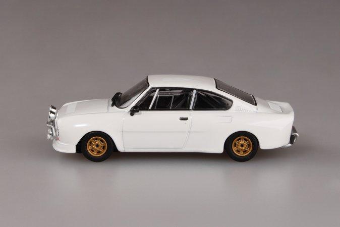 Abrex Škoda 130 RS (1977) - Bílá