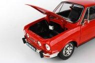Abrex Škoda 110 R Coupé (1980) - Červená závodní