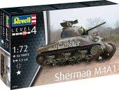 Revell Plastikový model tanku Sherman M4A1