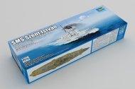 Trumpeter Plastikový model lodě SMS Szent István