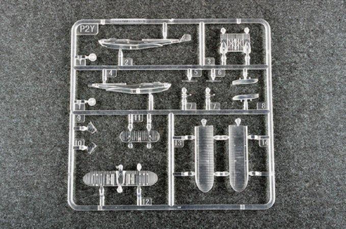 Trumpeter Plastikový model letadla P2Y