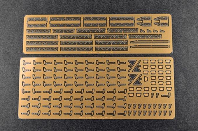 Trumpeter Plastikové modelové příslušenství - Sada dílů pro USS Langley AV-3
