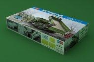 Hobby Boss Plastikový model vojenského nákladního auta LKW 7t dump truck