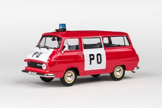 Abrex Škoda 1203 (1974) - Požární Ochrana