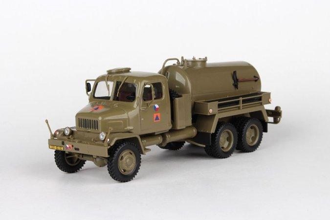 Abrex Praga V3S Fekální vůz (1967) - Armáda ČR Civilní obrana