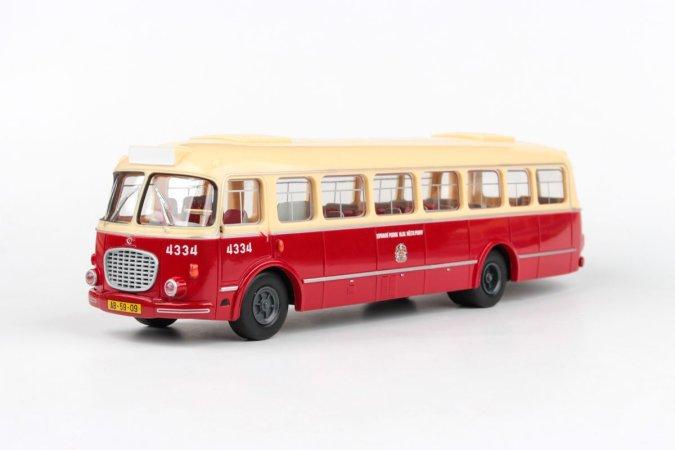 Abrex Autobus 706 RTO - MHD Praha