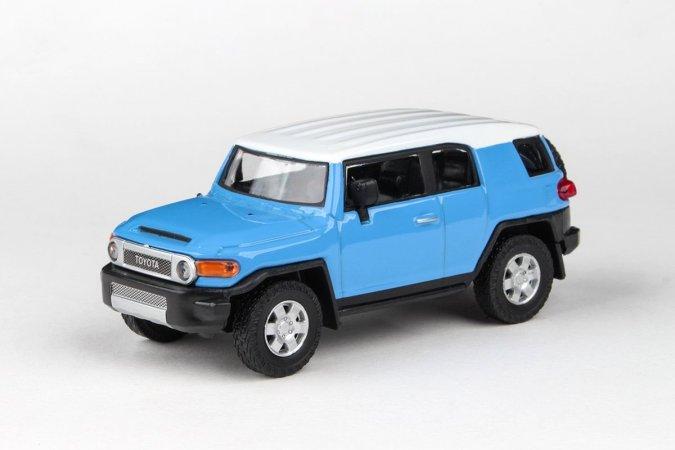 Abrex Cararama - Toyota FJ Cruiser - Blue