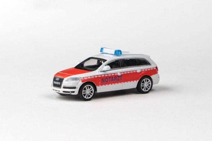 Abrex Cararama - Junior Rescue Series Audi Q7 (NOTARZT)