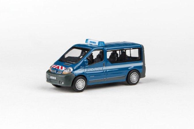 Abrex Cararama - Junior Rescue Series Renault Traffic Minibus (Gendarmerie)