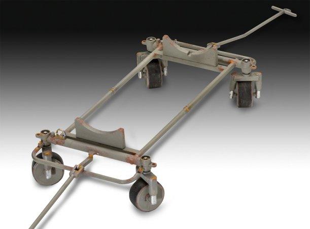 Revell Plastikový model řízené střely Fieseler Fi103 A/B V-1