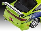 Revell Plastikový model auta Fast & Furious Brian's 1995 Mitsubishi Eclipse
