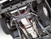 Revell Plastikový model auta Fast & Furious - Dominics 1970 Dodge Charger