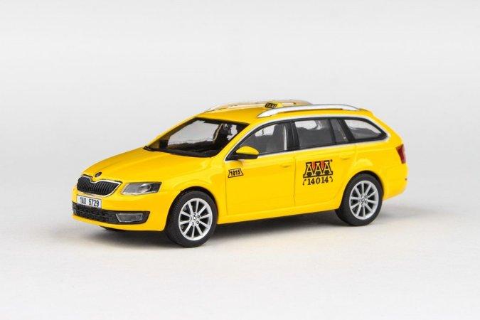 Abrex Škoda Octavia III Combi (2013) - AAA Taxi