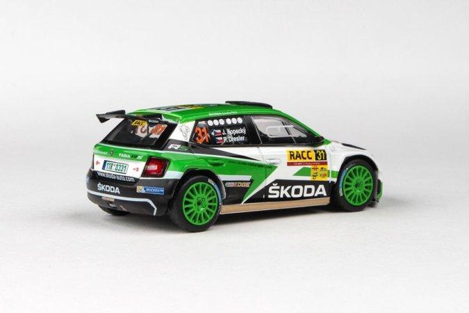 Abrex Škoda Fabia III R5 (2015) - Rally RACC Catalunya - Costa Daurada 2017 - 31 Kopecký - Dresler