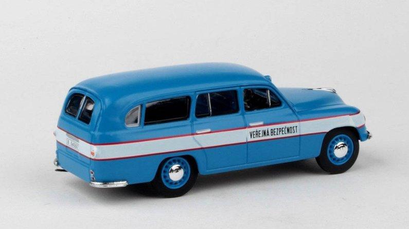 Abrex Škoda 1201 (1956) - Veřejná Bezpečnost