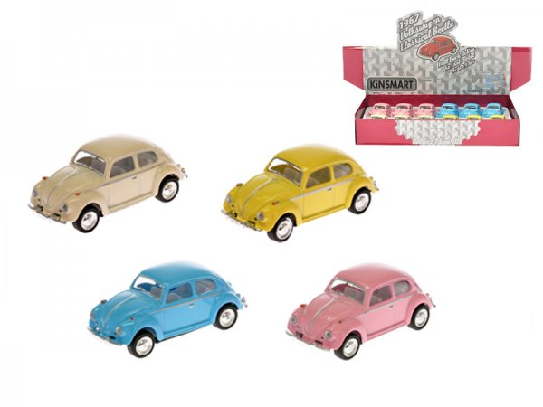 Mikro trading VW Classical Beetle 1967 - 6,5 cm