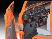 Revell EasyClick - Plastikový model auta VW T2 Bus