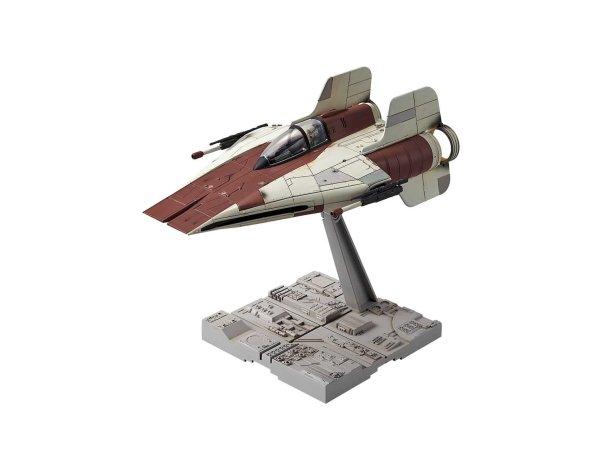 Revell BANDAI Plastikový model Star Wars A-wing Starfighter