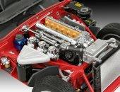Revell ModelSet - Plastikový model auta Jaguar E-Type Coupé