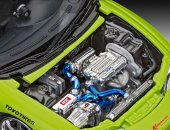 Revell ModelSet - Plastikový model auta Fast & Furious Brian's 1995 Mitsubishi Eclipse