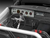 Revell ModelSet - Plastikový model auta Fast & Furious - Dominics 1970 Dodge Charger