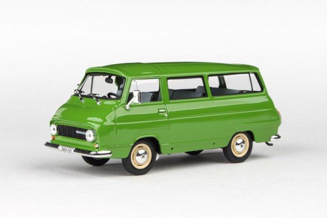 Abrex Škoda 1203 (1974) - Zelená střední