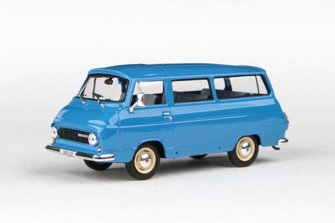 Abrex Škoda 1203 (1974) - Modrá střední
