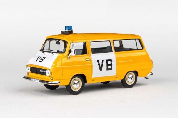 Abrex Škoda 1203 (1974) - Veřejná Bezpečnost