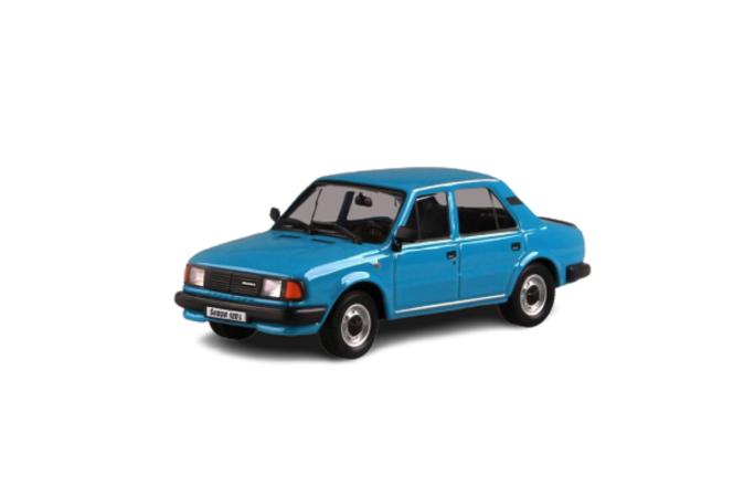 Abrex Škoda 120 L (1984) - Modrá blankytná