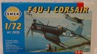 Směr Plastikový model letadla Chance Vought F4U-1 Corsair
