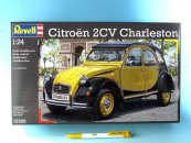 Revell Plastikový model auta Citroën 2CV Charleston