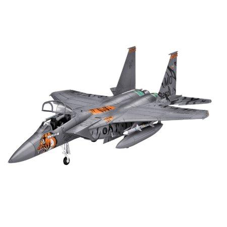 Revell Plastikový model letadla F-15 E Eagle